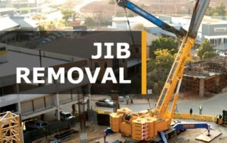 JIB Removal